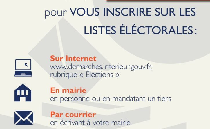 thumbnail of tract information date inscription liste électorale