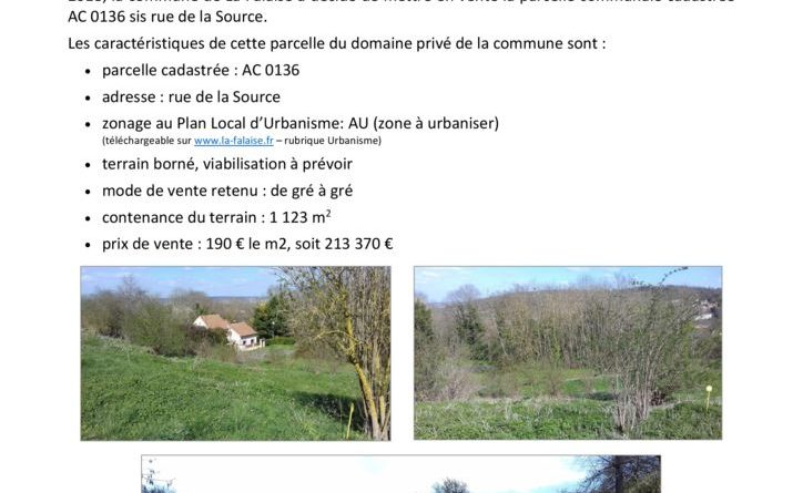 thumbnail of AfficheA3_VenteTerrainAC0136