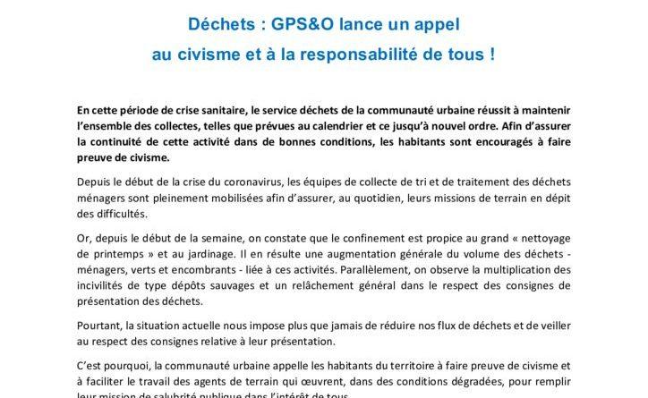 thumbnail of 2020_03_19_CP_Déchets_Appel_au_Civisme