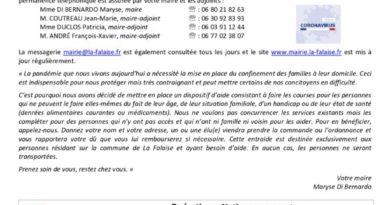 thumbnail of FLASH N° 52 Covid19 n°permanences élus CP déchets GPSeO