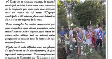 thumbnail of FLASH N° 1 TvxDéviationBecGéline BalayageCaniveaux NuisancesSonores EntretienTrottoir DéchettereieEpône