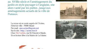 thumbnail of PubArticleChâteauLaFalaise_ACIME